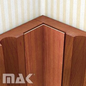 listwa kątowa - drewno wewnętrzna
